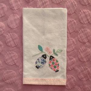 Vintage Japanese Tea Towel